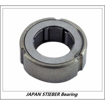 STIEBER CSK20 JAPAN Bearing 20*47*19